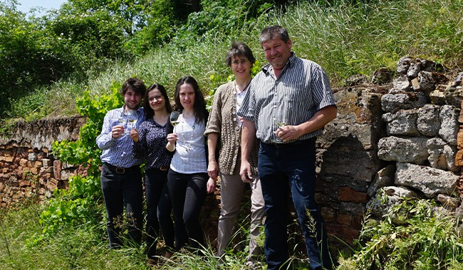 Weingut Karl Jung & Sohn – Mitglied bei Wein vom Roten Hang e.V.