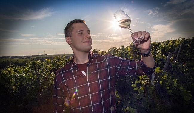 Weingut Paul Frank – Mitglied bei Wein vom Roten Hang e.V.